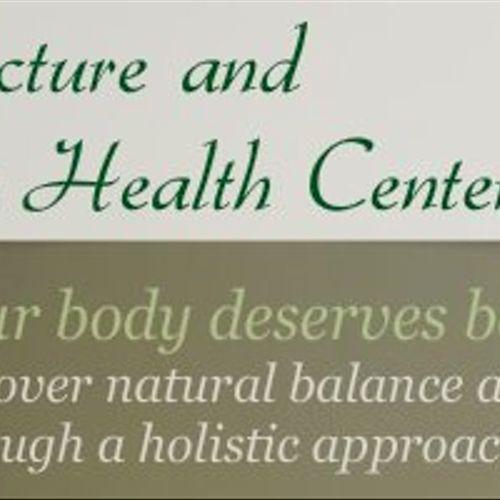 Natural Holistic Health Solutions