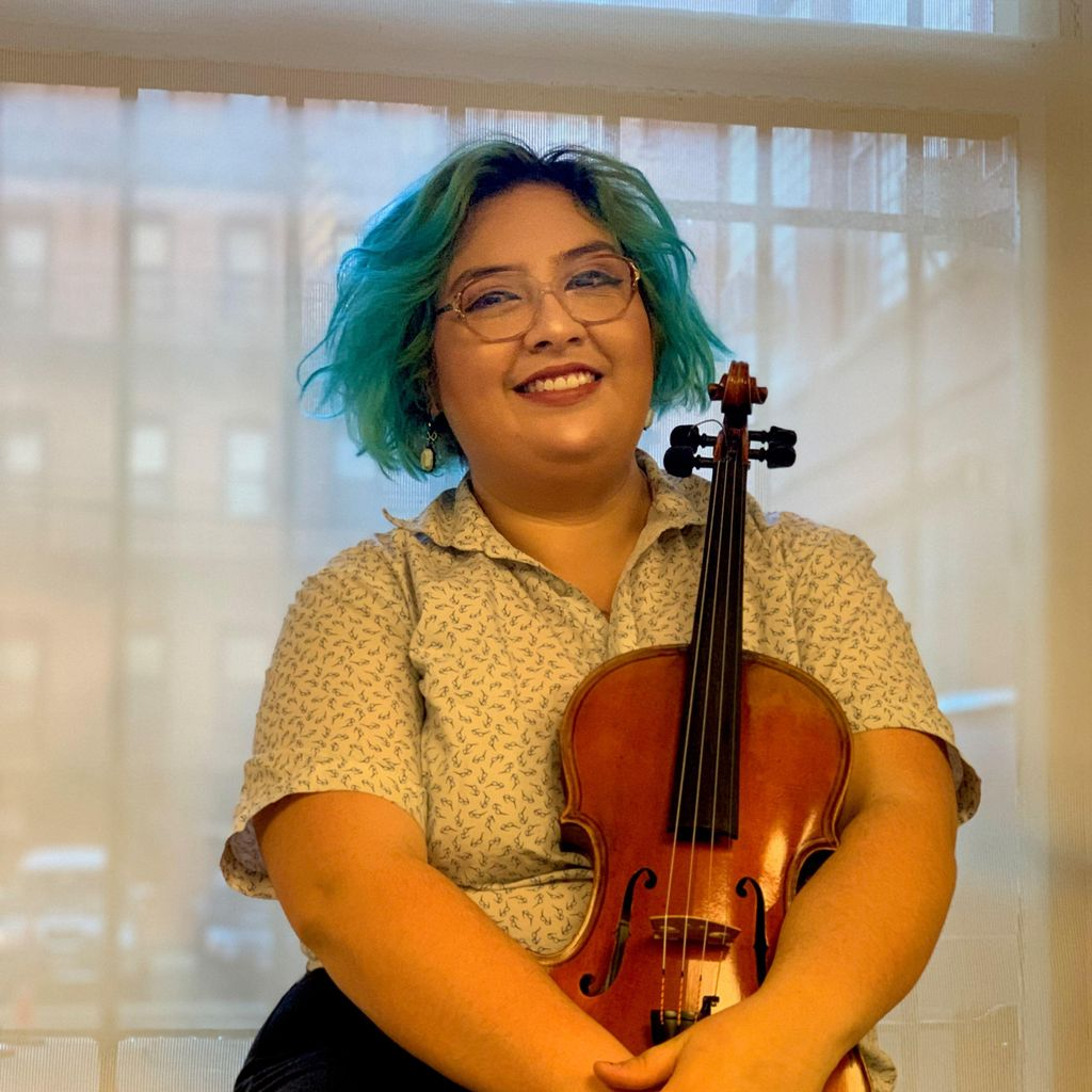 Jerri Lou's Studio: Violin/ Viola Lessons