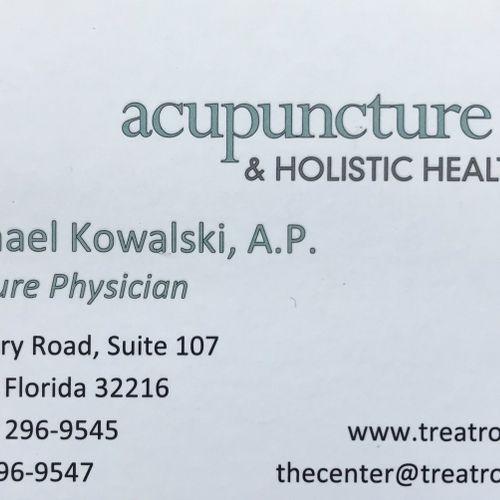 Acupuncture & Holistic Health Center