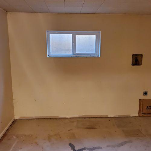 After (basement)