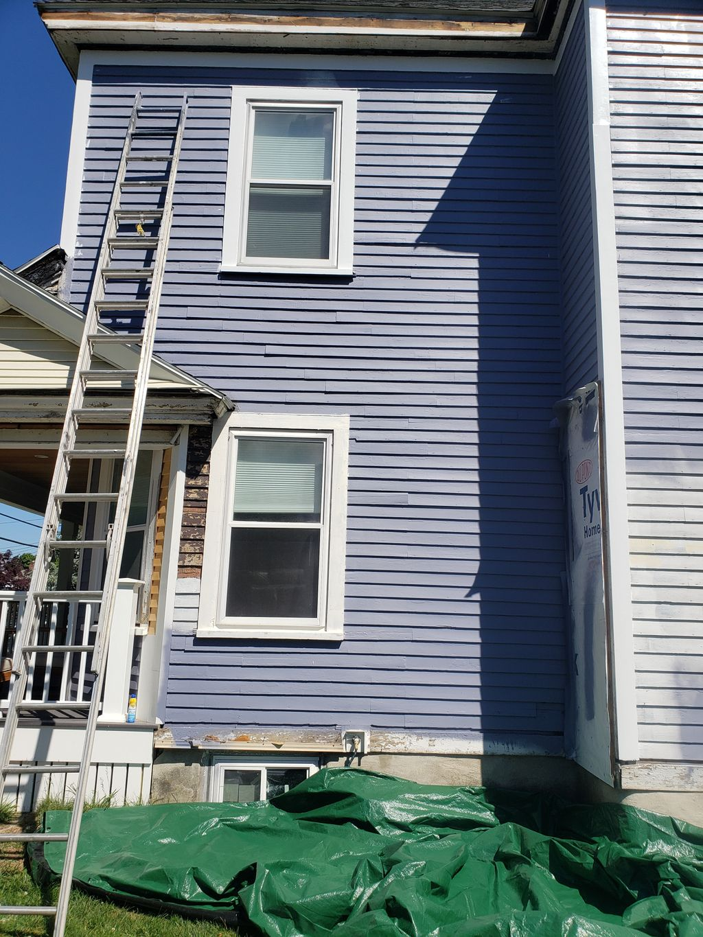Siding and Trim replacement