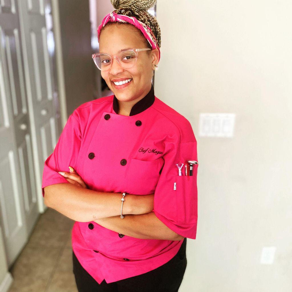 Chef Megan Denise