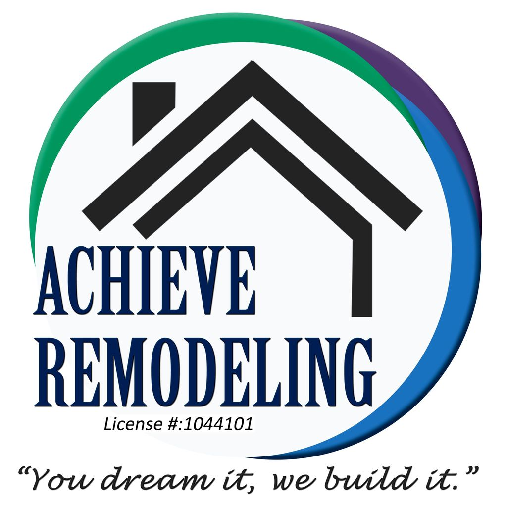 Achieve Remodeling