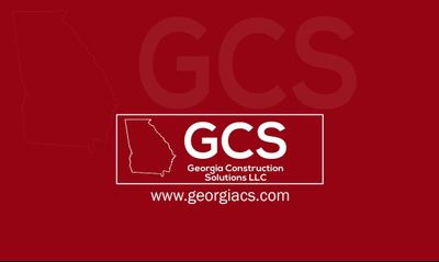 Avatar for Georgia Construction Solutions LLC