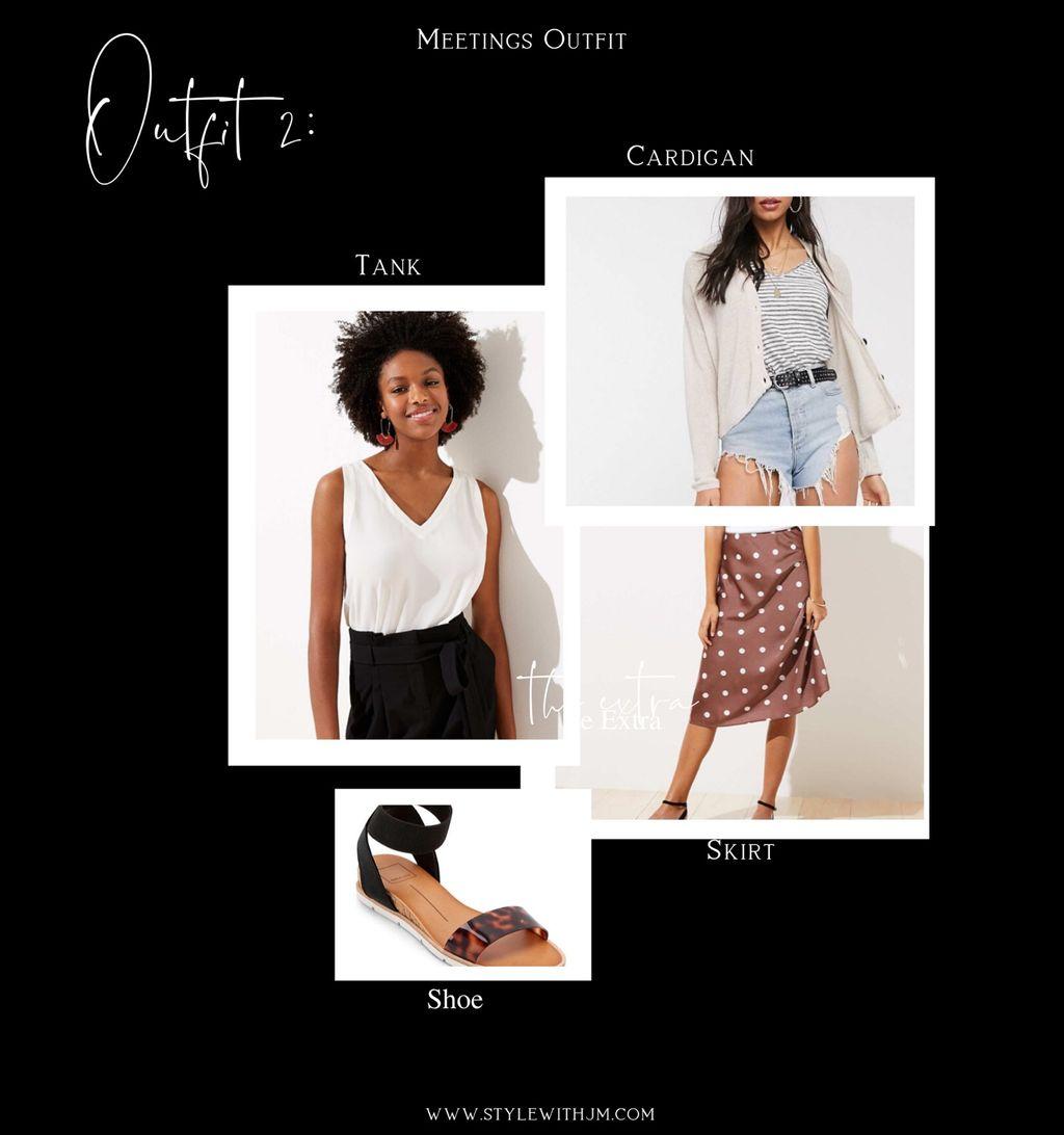 Virtual styling- Wardrobe Upgrade