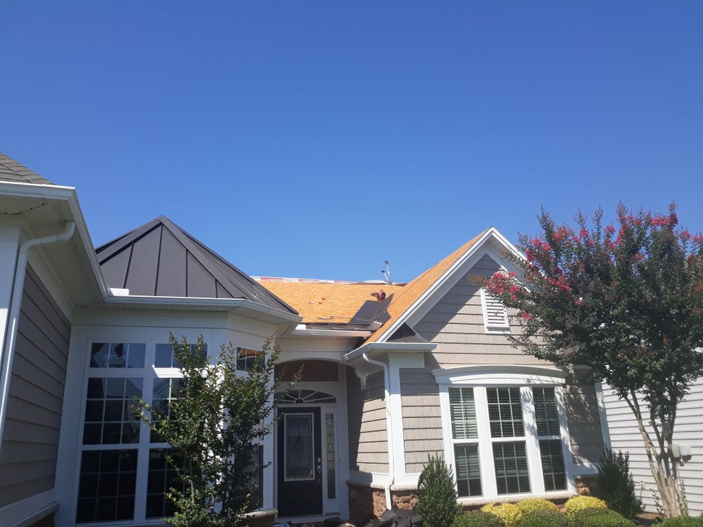 Ft Mill Roof Project