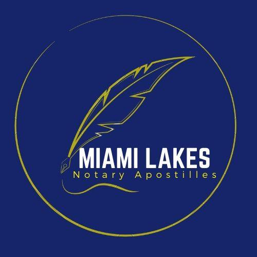 Miami Lakes Notary Apostilles