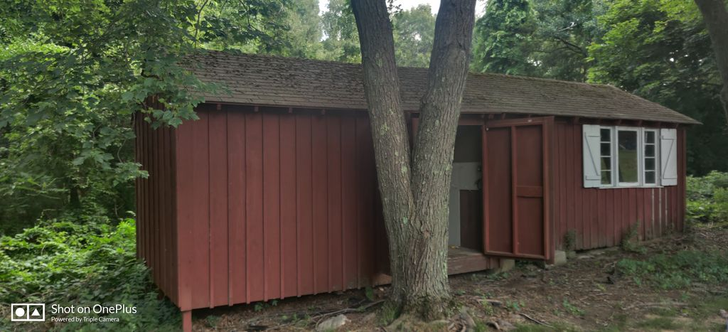 Shed demo