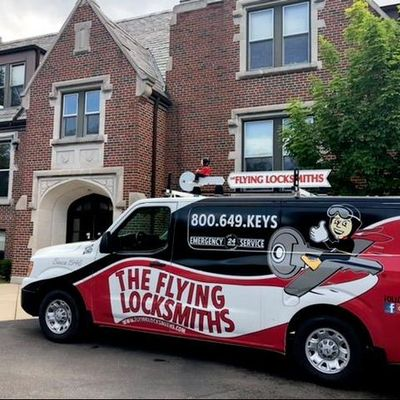 Avatar for The Flying Locksmiths Dayton