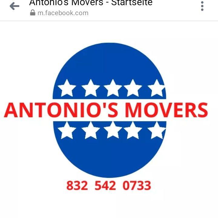 Antonio's movers