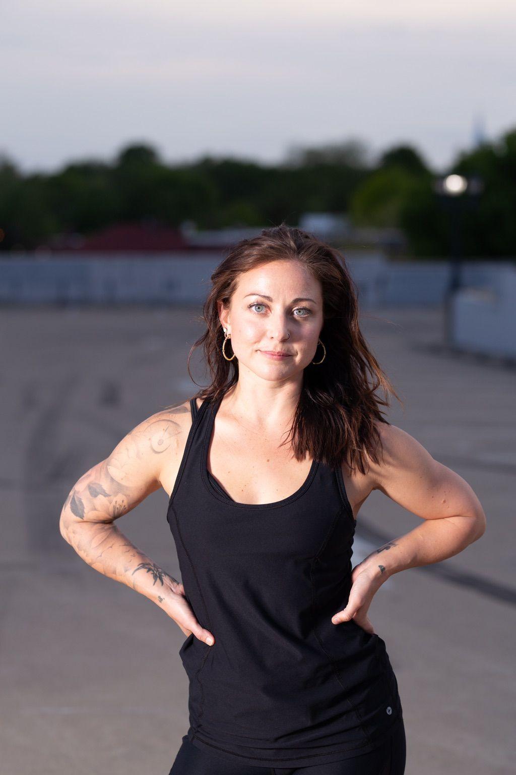 Sarah Ross - Fitness & Wellness Coach