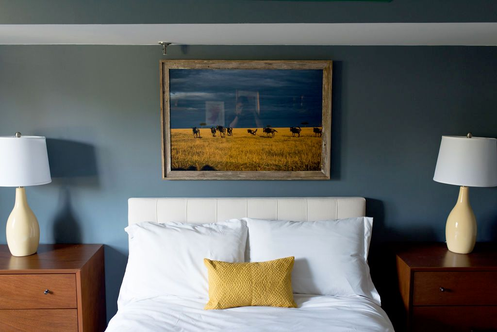 Modern Refresh Bedroom