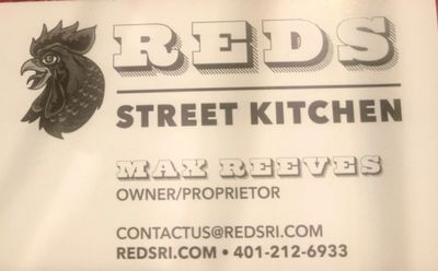 Avatar for Red's Street Kitchen & Catering