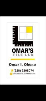 Avatar for Omar's Tile & Remodeling