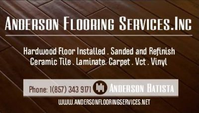 Avatar for Anderson Flooring services llc
