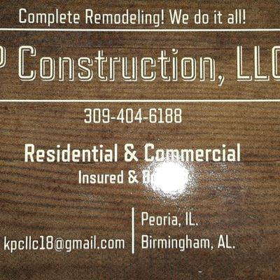 Avatar for KP CONSTRUCTION LLC