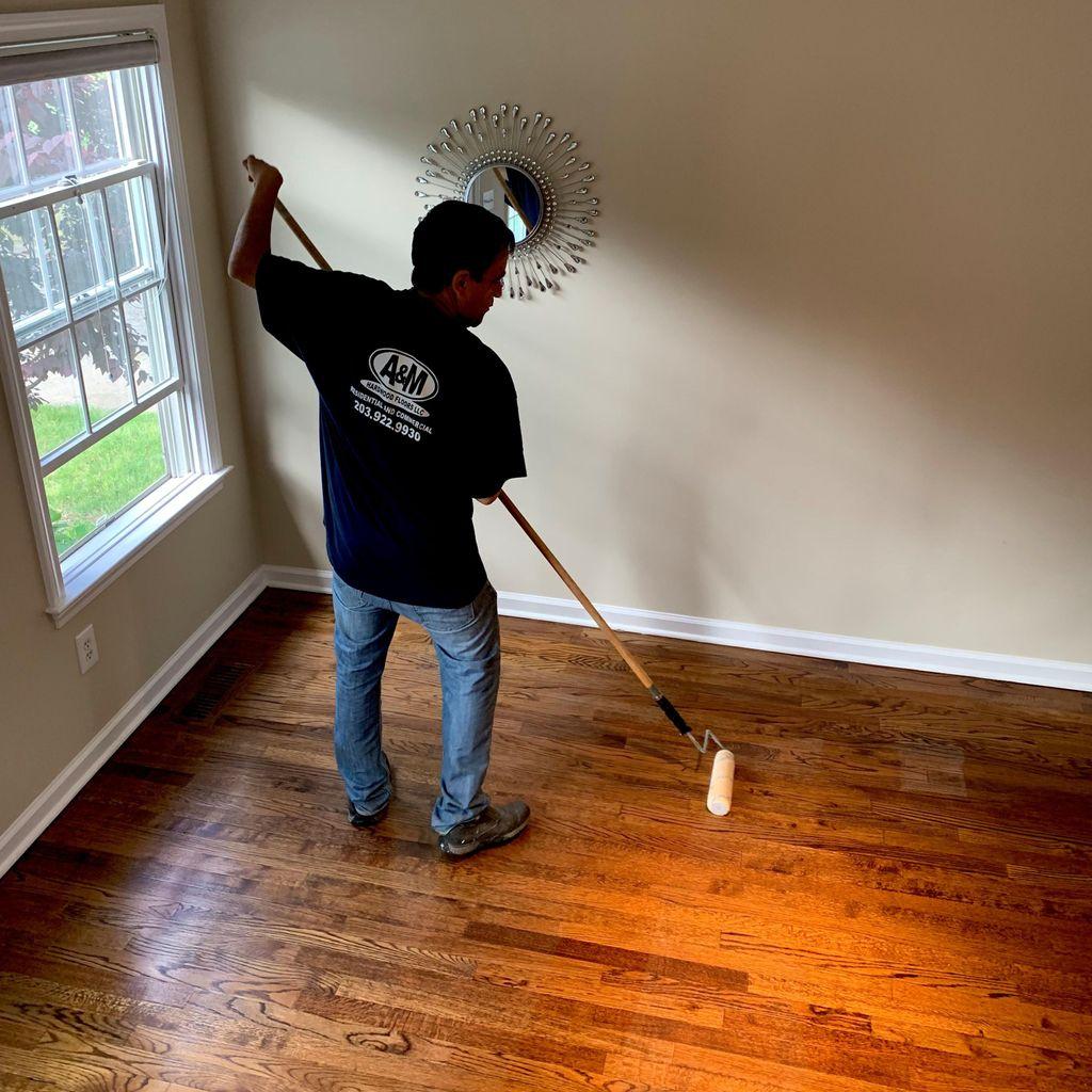 A&M Hardwood Floors LLC