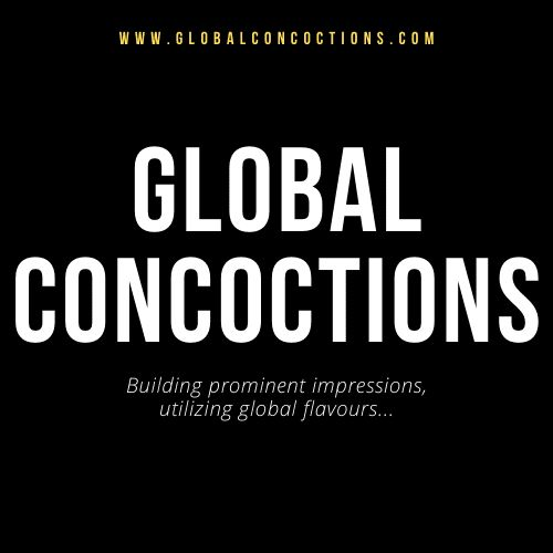 Global Concoctions by Javier Cordova