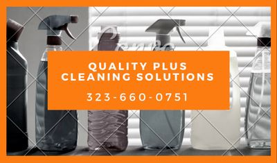 Avatar for Quality Plus Cleaning Solutions, LLC