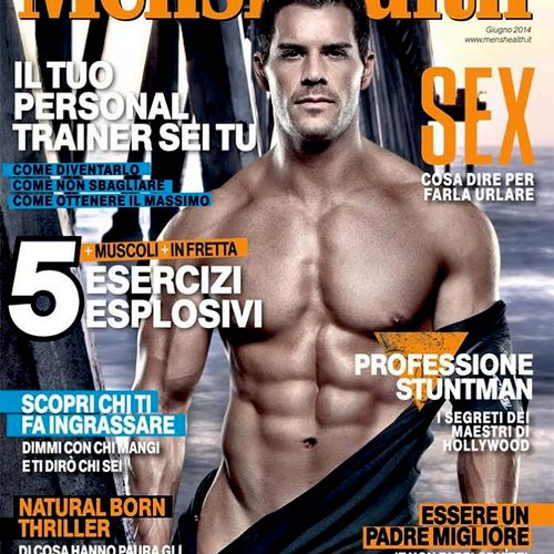 Men's Health Italy Magazine