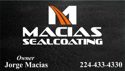 Avatar for Macias Sealcoating