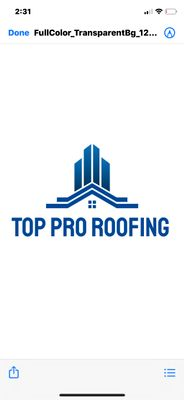 Avatar for Top Pro Roofing & Paving