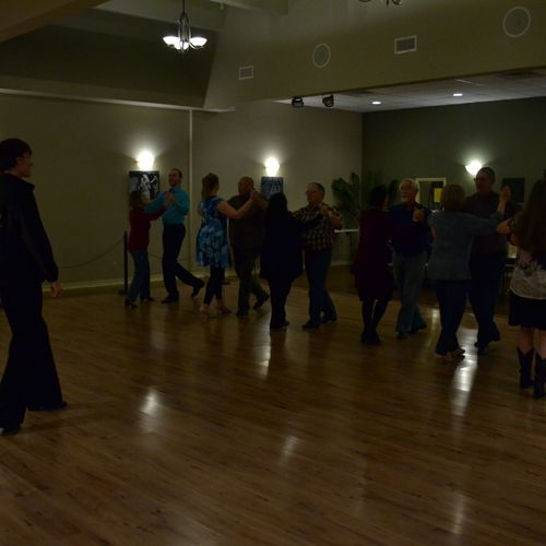 Two Step Group Class