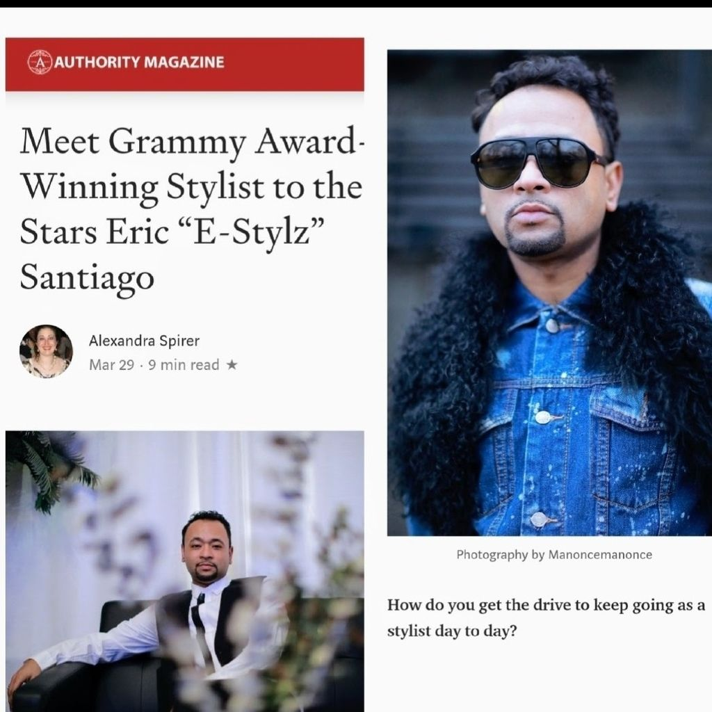 Celebrity Fashion Stylist to the Stars