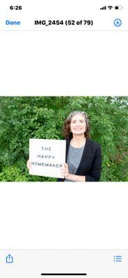 Avatar for The Happy Homemaker