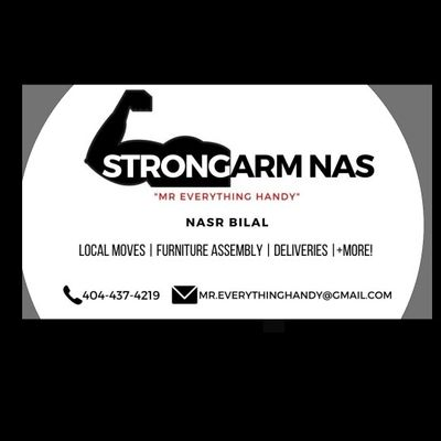 Avatar for Strong Arm Nas