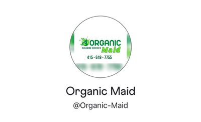 Avatar for OrganicMaid