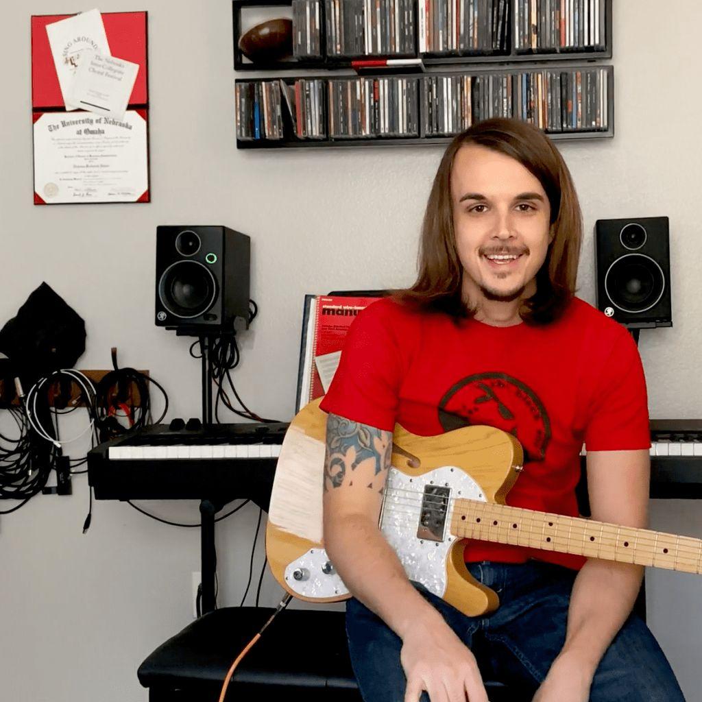 Nick the Virtual Music Coach