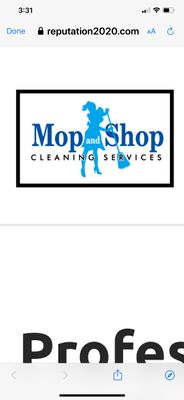Avatar for Mop and Shop cleaning