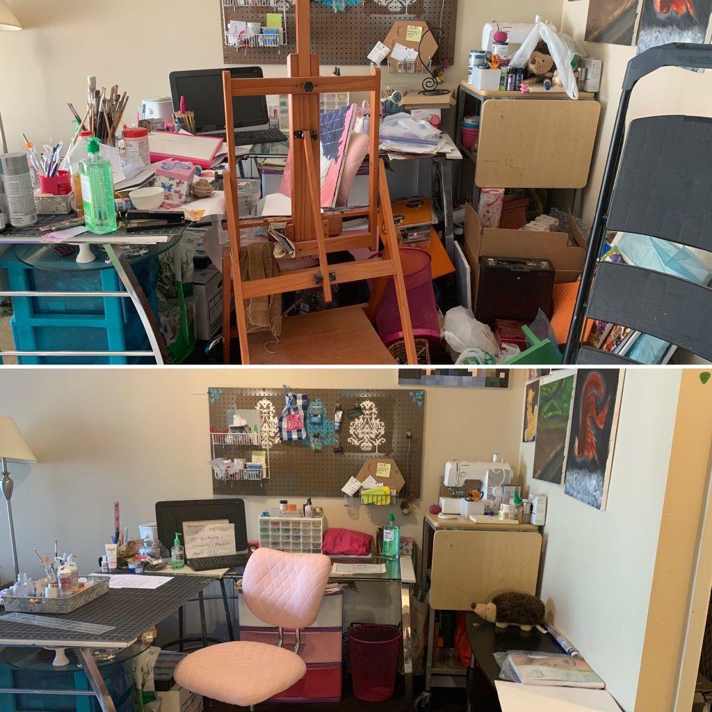Home Organizing - Ypsilanti 2020