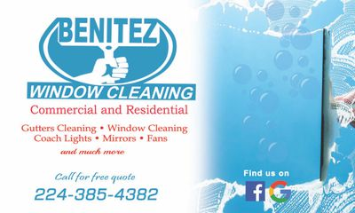 Avatar for Benitez Window Cleaning