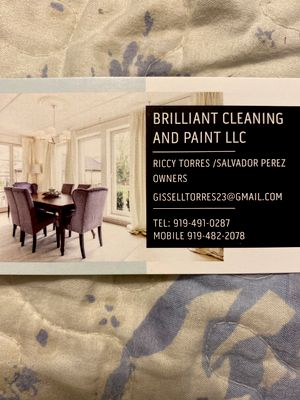 Avatar for Brilliant Cleaning and Paint LLC