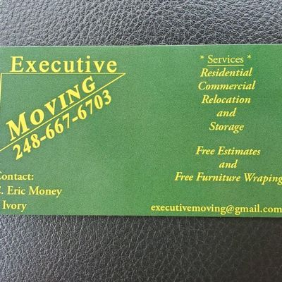 Avatar for Executive Moving