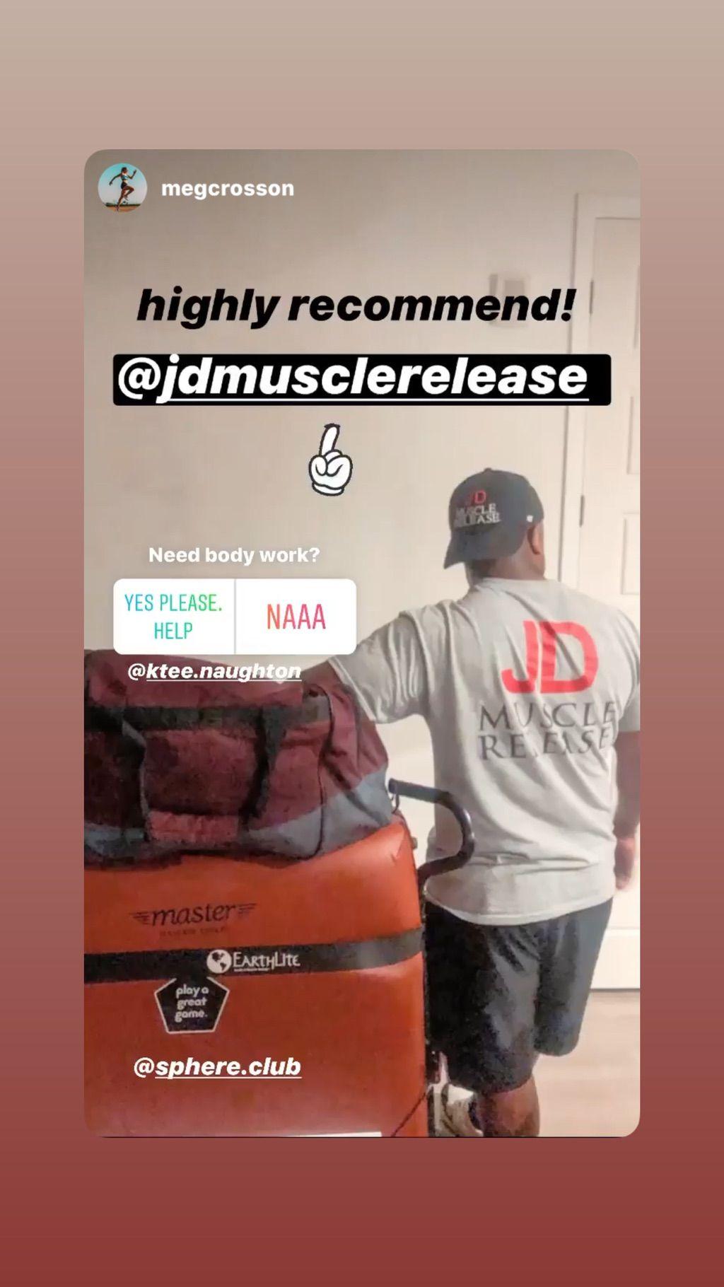 JD Muscle Release
