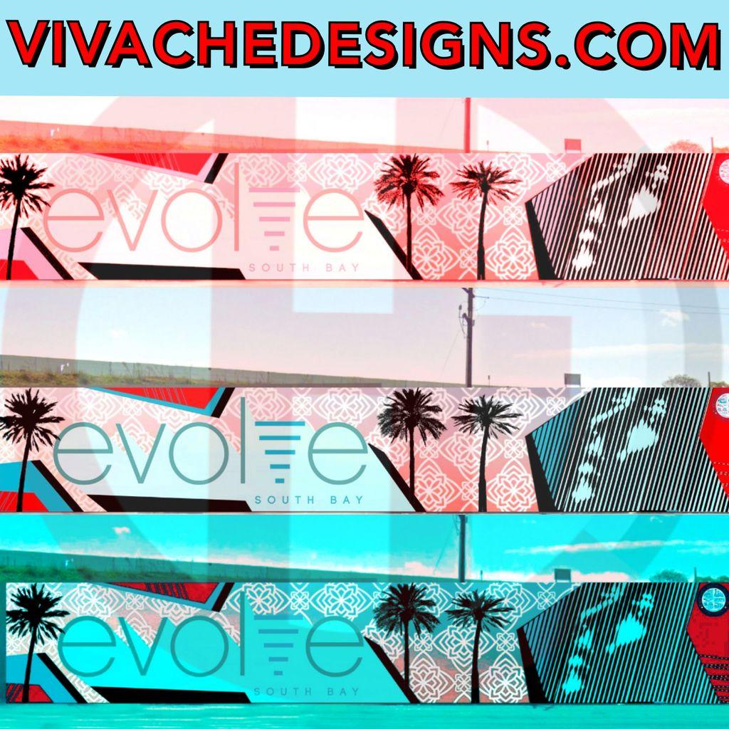 VIVACHE DESIGNS FREEWAY MURALS Call or Text 1-866-568-7257