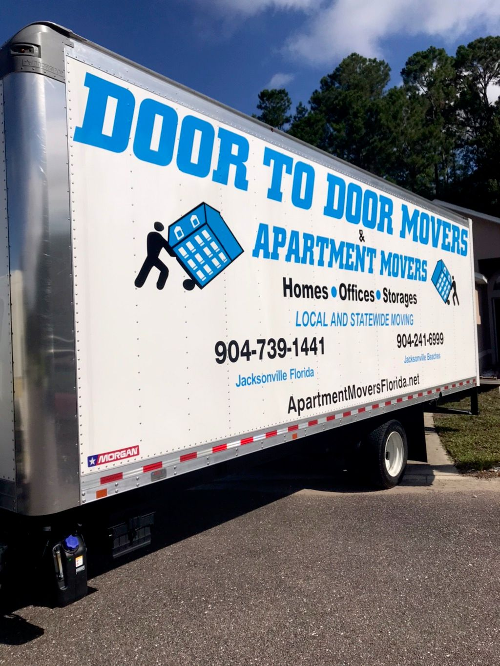 Door To Door Movers & Apartment Movers
