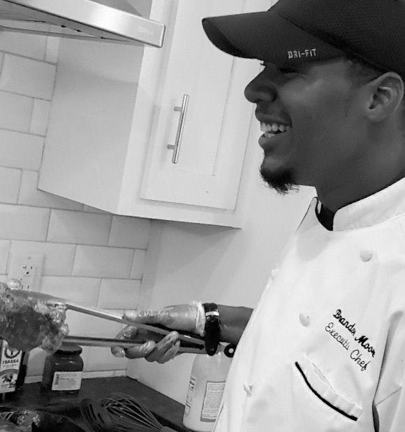 Chef Brandon Moore