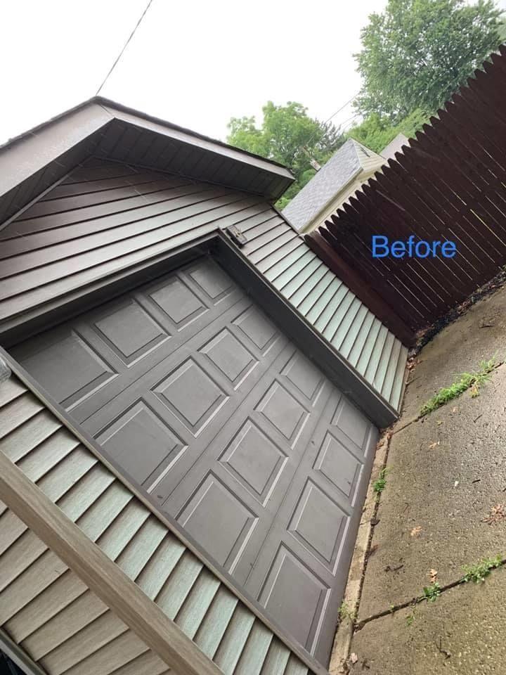 Garage Door Extension