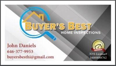 Avatar for Buyer's Best Home Inspections