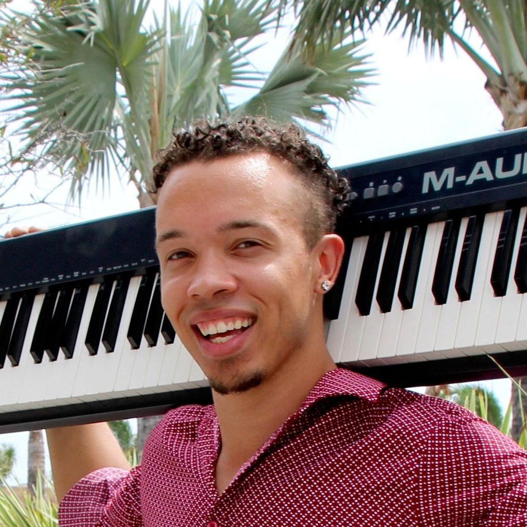 Jean-André Moore - Piano Entertainer