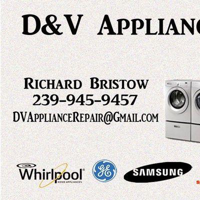 Avatar for D&V Appliance Repair