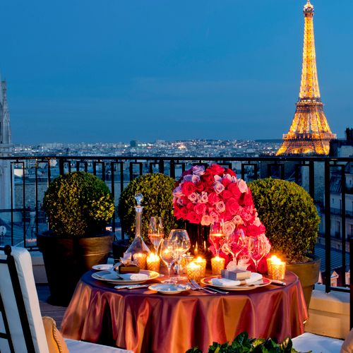 Luxury in Paris
