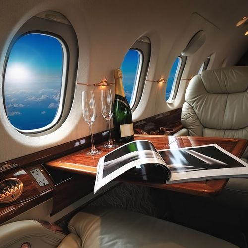 Travel in  Luxury