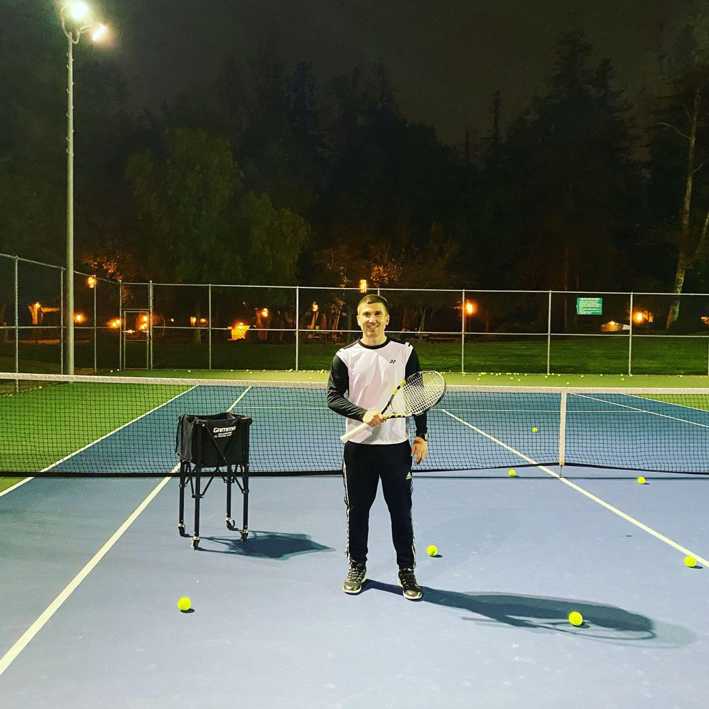 Daniil Tennis Pro Lessons