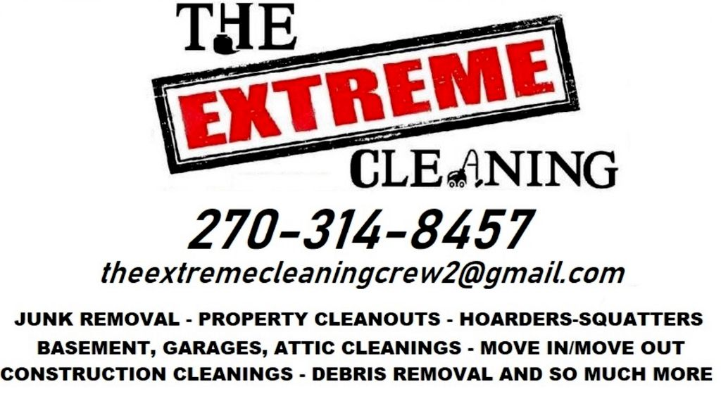 The Extreme Cleaning Crew