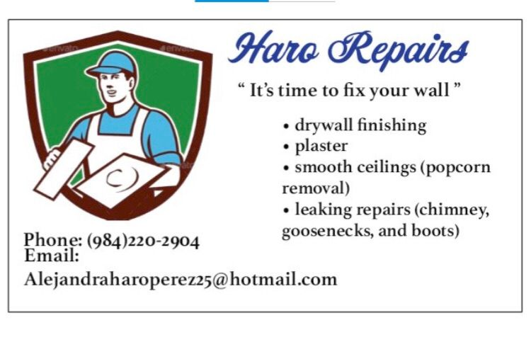 Haro repairs